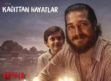 دانلود فیلم ترکی زندگی های کاغذی بدون سانسور paper lives 2021