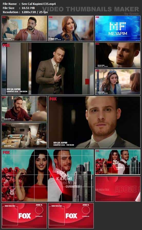 دانلود قسمت 35 سریال ترکی تو درم را بزن Sen Cal Kapimi