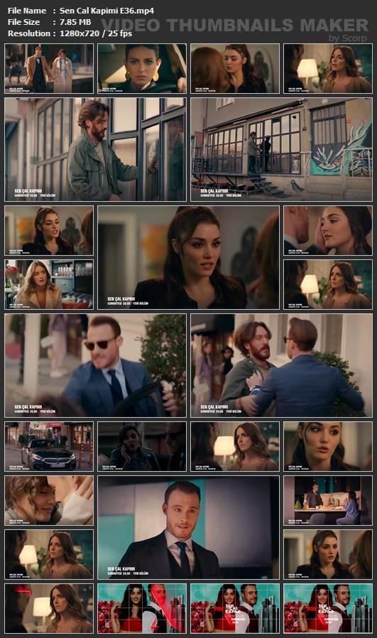 دانلود قسمت 36 سریال ترکی تو درم را بزن با زیرنویس چسبیده مووی باز